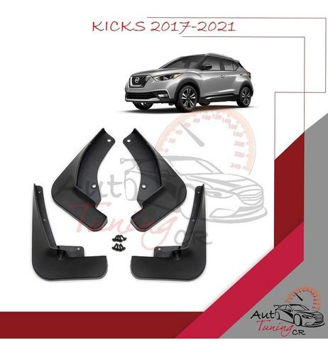 Loderas Nissan Kicks 2017-2021