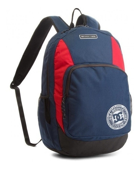 Mochila Dc The Locker Azul/camuflada