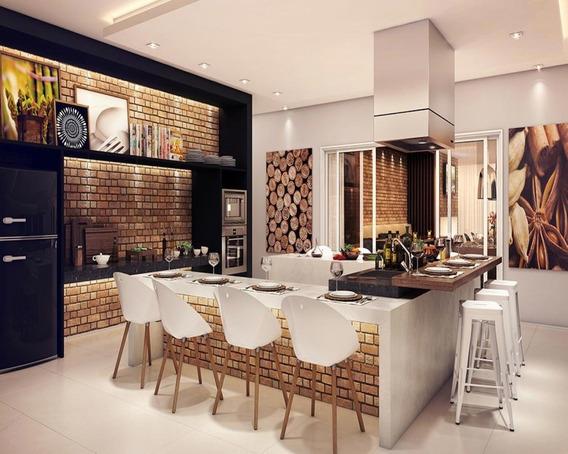 Analia Franco 80m² 3 Dorms 1 Suíte 2vgs Varanda Gourmet Novo E Pronto - 2931058690 - 34890992