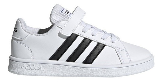 Tenis adidas Grand Court C Junior Original Ef0109