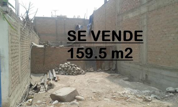 Venta Terreno Ate Vitarte Km 12.5 Cerca Real Plaza S.clara