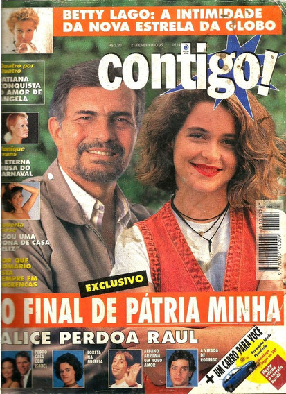 Revista Contigo 1014/95 - Roberta Close/marilia Pera/monique