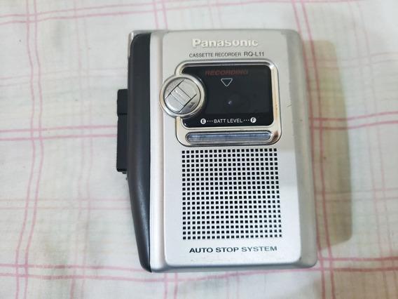 Walkman Panasonic Rq-l11 Funcionando Leia Para Restaurar