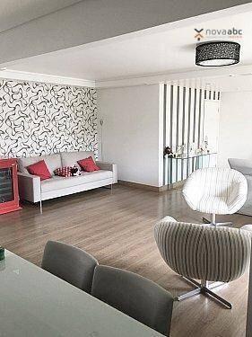 Apartamento Com 160m² Na Vila Bastos - 3 Dormitórios E 2 Vagas! - Ap0745