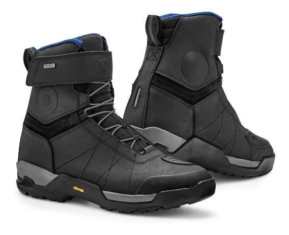 Botas Moto Protecciones Impermeables Revit Scout H2o