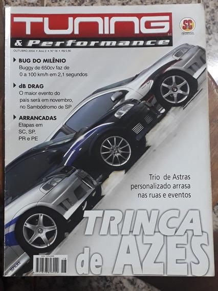 Revista Tuning E Performance - Outubro De 2004