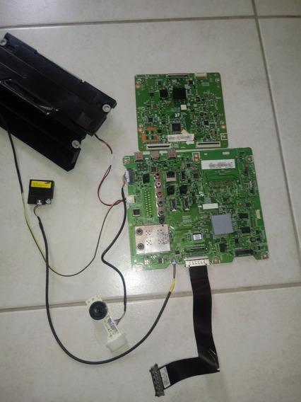 Placa Principal E Tcom Da Tv Samsung Modelo Ltj400hf04g