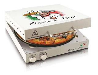 Forno Elétrico Para Pizza Rauz Pizza Box 110v