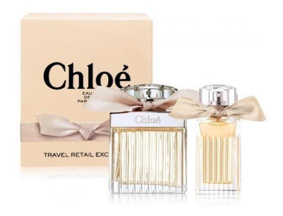 Kit Perfume Chloé 75 Ml Eau De Parfum -edp Feminino