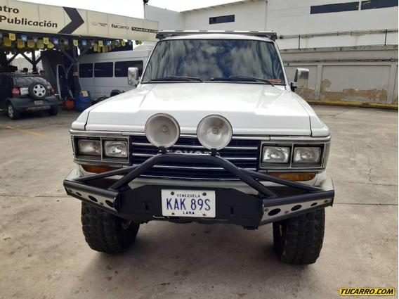 Toyota Samurai Sincrónica 4x4