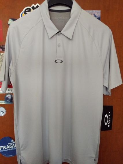 Oakley Playera Tipo Polo Golf Talla Xl Adulto