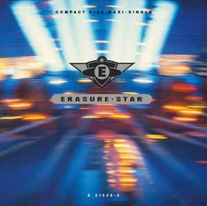 Cd Single Erasure - Star / Dreamlike State