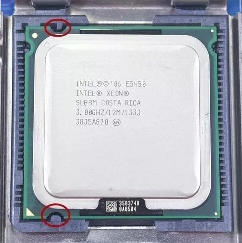 Intel Xeon E5450 Adaptado Lga775 3.0ghz 12 Mb 1333mhz
