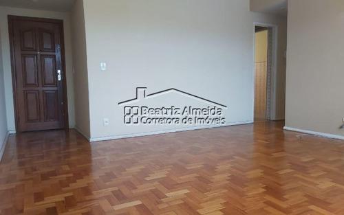 Imagem 1 de 15 de Apartamento Amplo Em Quintino De 2 Qtos + Empregada, Sala Ampla E 2 Vagas De Garagem