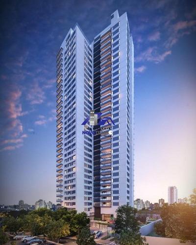 Apartamento Residencial À Venda, Alphaville Industrial, Barueri. - Ap0101 - 67873757
