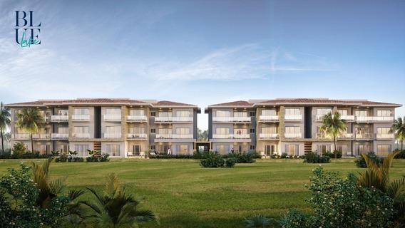 Moderno Apartamento En Venta En Punta Cana De 3 Hab