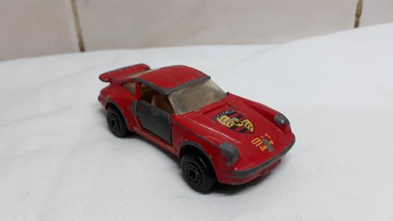 Matchbox Porsche Turbo 911 Carrera 1978
