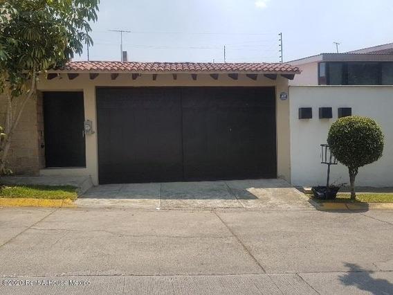 Casa En Renta En La Herradura, Huixquilucan, Rah-mx-20-3768
