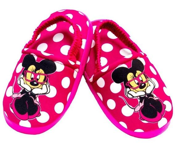 Pantufla Minnie