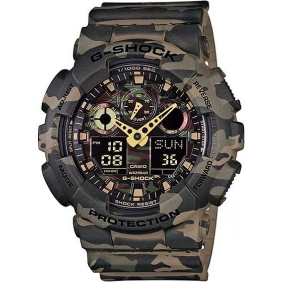 Relógio Casio Masculino G-shock Ga-100cm-5adr