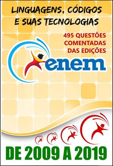 495 Questões Comentadas Enem Linguagem E Códigos