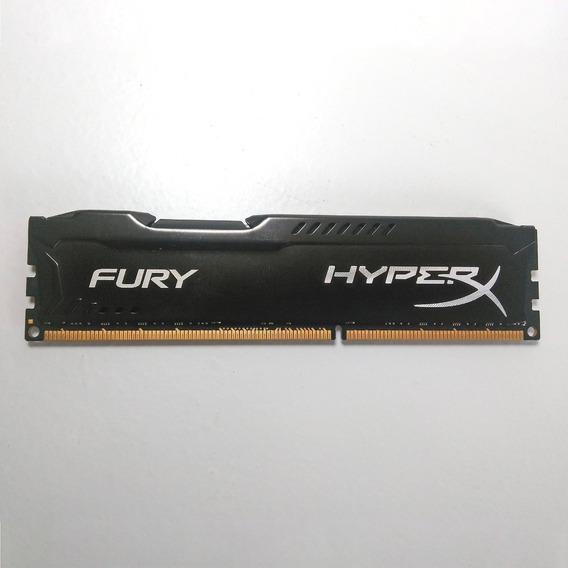 Memória Ram Ddr3 Kingston Hyperx Fury 8gb (1 X 8gb) 1866mhz