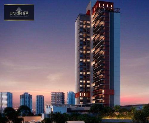 Apartamento Com 1 Dormitório À Venda, 45 M² Por R$ 439.127,00 - Perdizes - São Paulo/sp - Ap49441