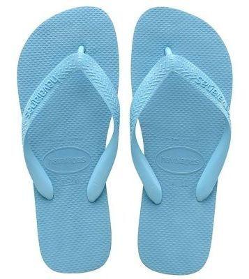 Sandália/chinelo Havaianas Azul Splash Tam. Especial 45/46