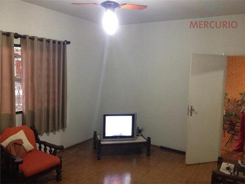 Imagem 1 de 17 de Casa Para Alugar, 198 M² Por R$ 2.000,00/mês - Vila Cidade Universitária - Bauru/sp - Ca0071