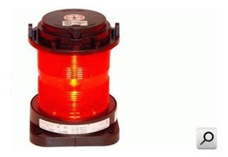 Farol Simple S55 Popa-stella 135º C/lampara Epcxh4-21p Farol