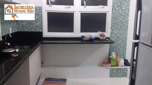 Imagem 1 de 13 de Apartamento Com 2 Dormitórios À Venda, 81 M² Por R$ 279.500,00 - Jardim Valéria - Guarulhos/sp - Ap1307