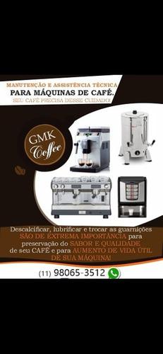 Imagem 1 de 5 de Locação E Manutenção De Máquinas De Café E Venda De Insumos