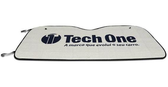 Tapa Sol Protetor Quebrasol Automotivo Parabrisa Metalizado