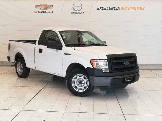 Impecable Ford F150 Cab Reg T/a 2014