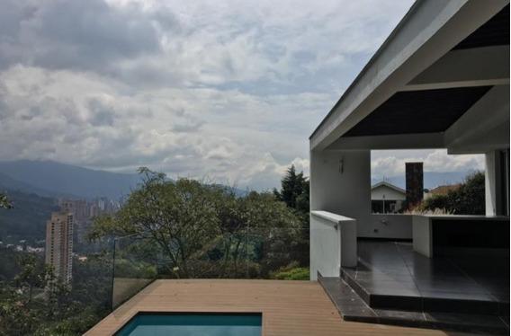 Casa Finca Dentro De La Ciudad De Medellin Palmas
