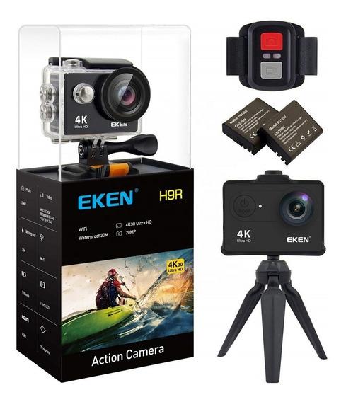 Camera Eken H9r 4k Em Promoção