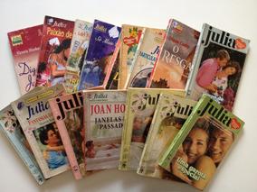 Lote De Livros Julia Para Leitura Com 16 Unidades N°01