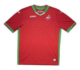 Camisa Joma Swansea Away 2018 Juvenil