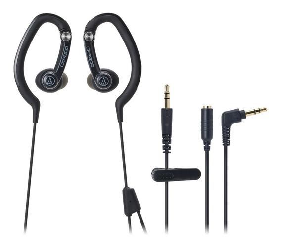 Fone De Ouvido In-ear Sonicsport Ath-ckp200 Audio Technica
