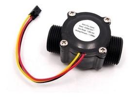 Sensor Medidor De Fluxo De Agua Arduino