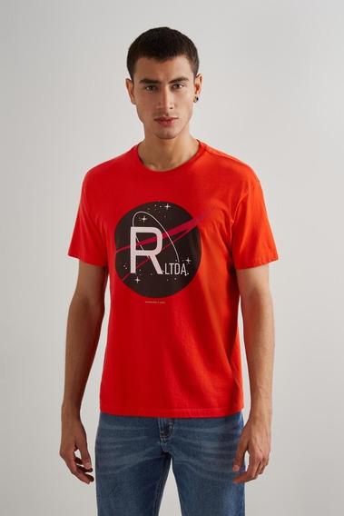 Camiseta Estampada R Ltda Reserva