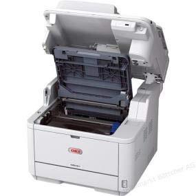 Impressora Multifuncional Okidata Mb491 Igual Samsung 5637