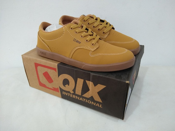 Tênis Masculino Qix Base Mid Skate Original Sneaker