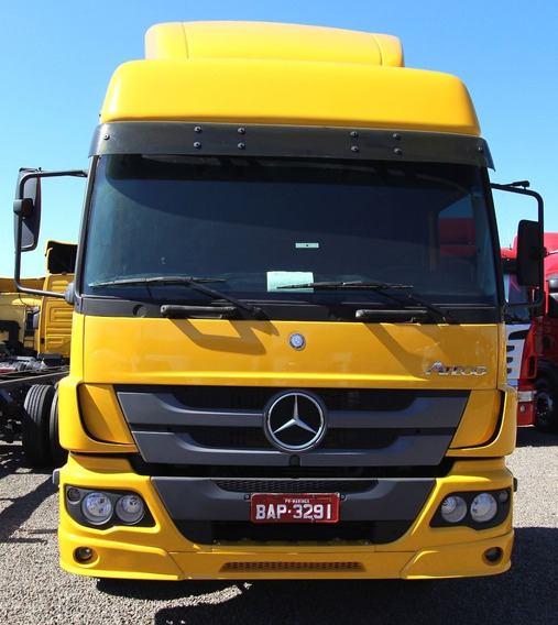Mercedes-benz Atego 2426 - 2013/13 - 6x2 (bap 3291)