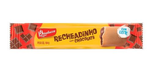 Recheadinho De Chocolate Bauducco 104g