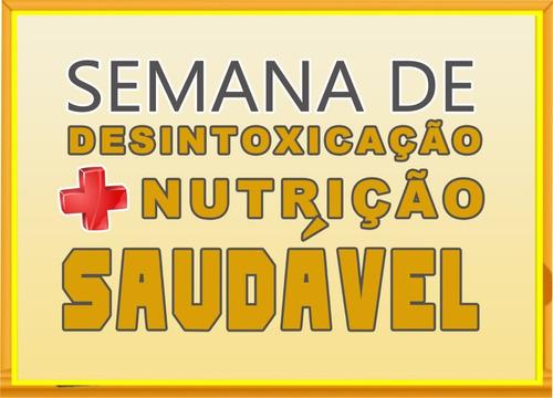 Imagem 1 de 9 de Semana De Desintoxicação Orgânica E Nutrição