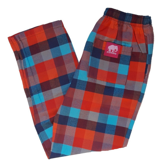 Pantalón Elepants Hombre Talle S (viyela)
