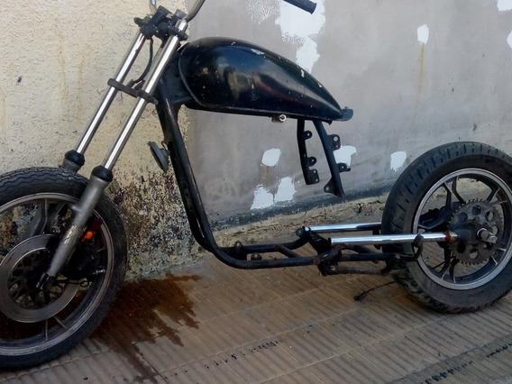 Suzuki Gs 450 L Proyecto De Boober