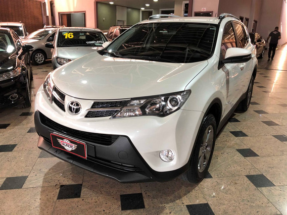 Toyota Rav4 2.0 4x2 16v Gasolina 4p Automático 2014 2015