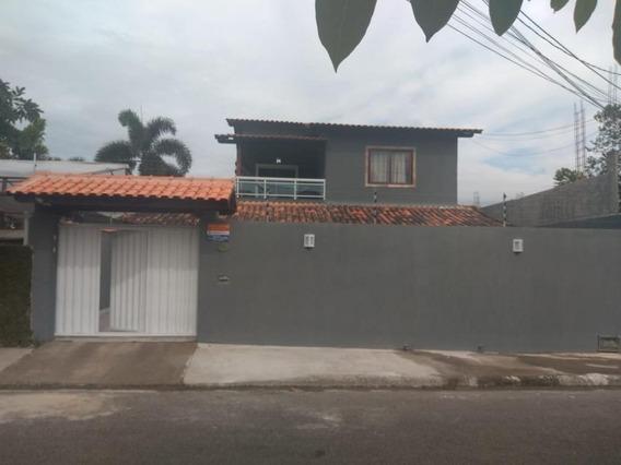 Casa Em Itaipu, Niterói/rj De 400m² 4 Quartos À Venda Por R$ 850.000,00 - Ca262117